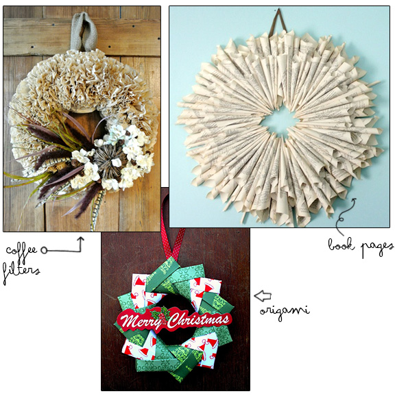 Spruce Up Your Holiday Wreaths