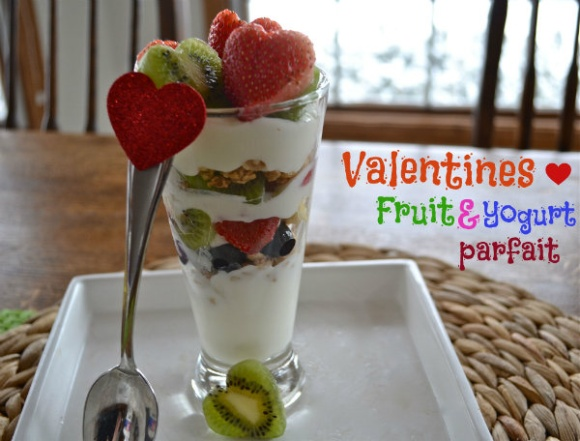 Healthy Valentine's Day Desserts