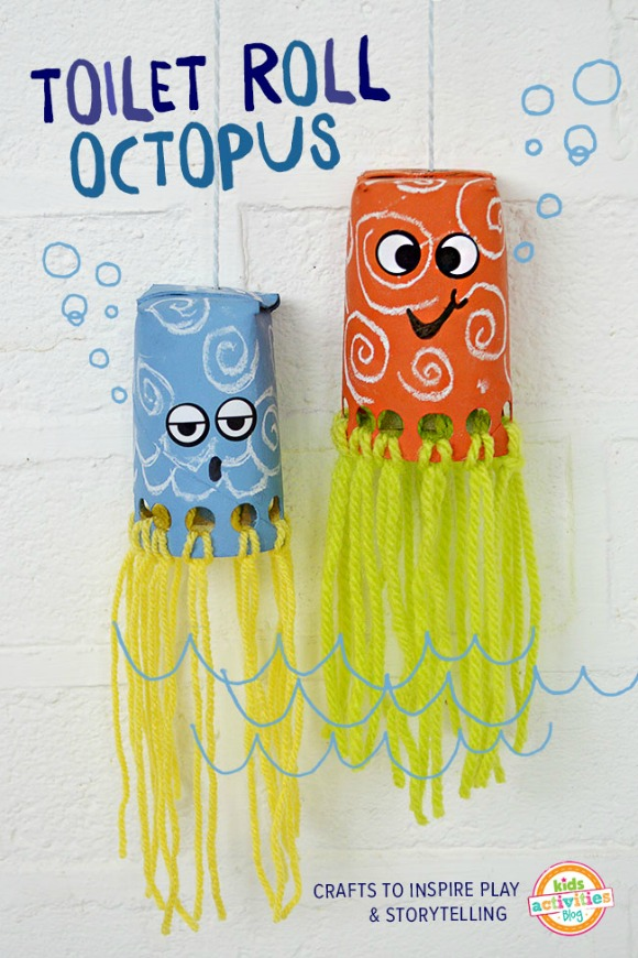 Under the Sea Crafts for Kids