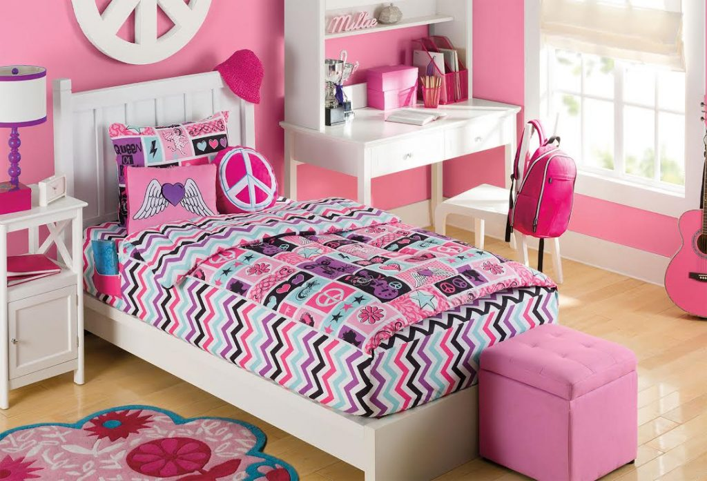 zipit bedding for girls