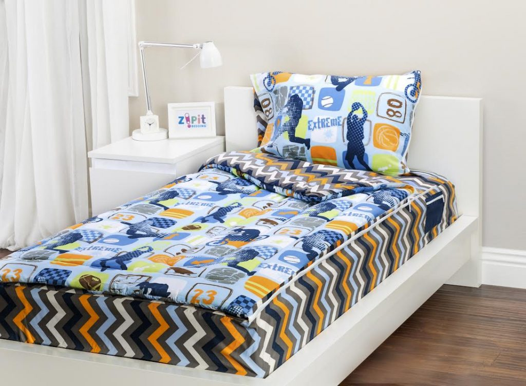 zipit bedding for boys
